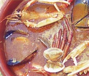caldera de peix