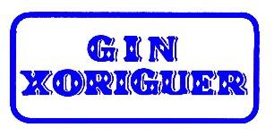 gin xoriguer