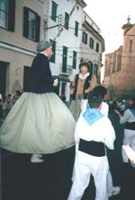 Gegants ballant